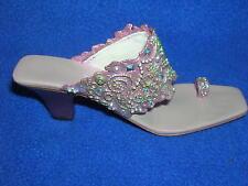Just The Right Shoe - Springtime Romance #25467 - miniature shoe, 2003