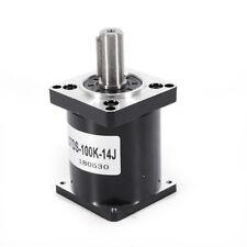 100:1 Nema 23 Gear Ratio Planetary Gearbox Geared Stepper Motor Extruder NEW