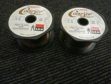 SAVE ££££s on the retail price💸💸DAM coarser feeder line, 2 x spools of 3lb