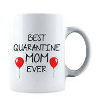 Funny Mothers Day 2020 Best Quarantine MOM Ever Gift for Mom Coffee Mug Mommy