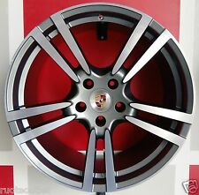 "F677/AD KIT 4 CERCHI IN LEGA DA 21""*MADE IN ITALY*SPECIFICO PER PORSCHE CAYENNE"