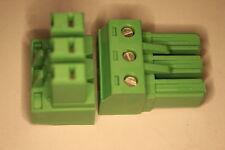 Stecker PHOENIX CONTACT PC4/3ST  3polig Raster 7,62