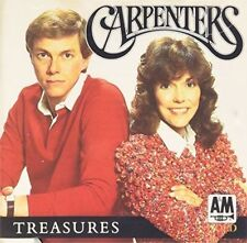 The Carpenters Treasures CD