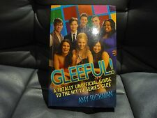 AMY RICKMAN - GLEEFUL! - A TOTALLY UNOFFICIAL GUIDE TO THE HIT TV SERIES GLEE
