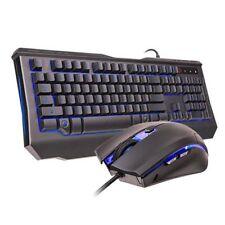 Thermaltake Tt eSports Knucker Elite Multicoloured Gaming Keyboard & Mouse Combo