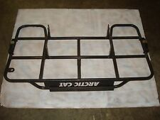 2002 Arctic Cat 300 4x4 ATV Rear Back Luggage Rack Carrier Tray