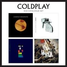 4 CD Catalogue Set von Coldplay (2012) 4CD Neuware