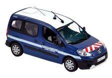 Peugeot Diecast Police Vehicles