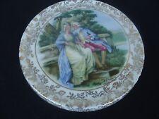vintage james kent longton romance crinoline lady teapot trivet tea pot stand
