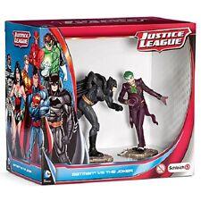Schleich - Batman vs The Joker Scenery Pack NEW Justice League DC Comics #22510