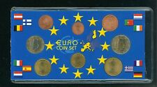 2002 LUXEMBOURG 8 Coin Uncirculated Euro SET: 2€ ;1€ ; 50; 20 ;10 ; 5 ;2 ;1 Cent