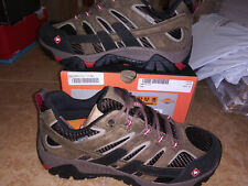 NEW $99 Womens Merrell Moab 2 Vent Waterproof SR Work Shoes, size 11