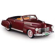 1941 Cadillac Series 62 Convertible - red