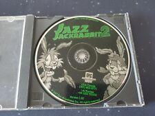 Jazz Jackrabbit 2 (PC) Rare UK Edition Disc Cover. No Box. No Manual. Tested