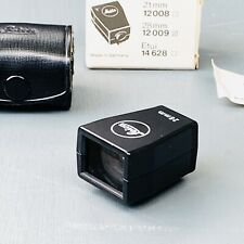 Leica Leitz 28mm Bright-Line Viewfinder Boxed MINT****
