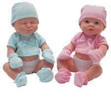 Chad Valley Babies to Love Newborn Baby Twin Dolls.