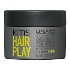 KMS HAIRPLAY Hybrid Claywax 1.7 oz / 50 ml Hair Play Beeswax natural wax