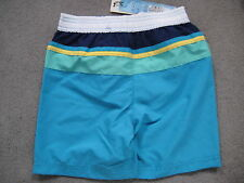 Boys Swim Shorts Red Anchor Ex M/&S  Age 18-24 Months 2-4 Years