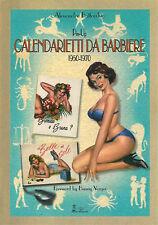 Libro - PIN-UP CALENDARIETTI DA BARBIERE - almanacco pinup donnine calendarietto