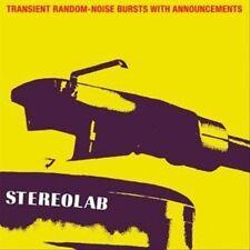 STEREOLAB-Transient Random-Noise  (UK IMPORT)  VINYL NEW