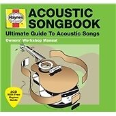 Various Artists - Haynes Ultimate Guide to Acoustic Songs (2011)-New/Sealed