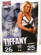Slam Attax Evolution  #135 Tiffany