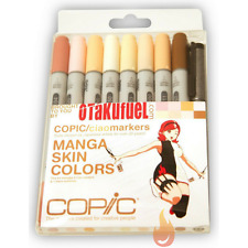 Copic Ciao Manga Kit - Skin Tone Colors Marker Set [Otakufuel-Hime Package]