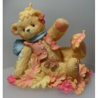 """Cherished Teddies #176222 Nathan """"Leave Your Worries Behind"""" New in Box 1998"""