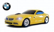 BMW Z4 Wireless Computer Sport Car Mouse Officially Licensed - Yellow