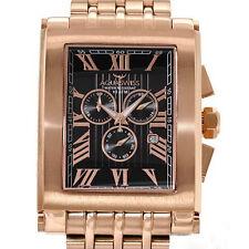 AQUASWISS Made in Switzerland Brand New Gentlemens Chronograph Day date Watch