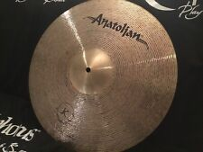 "NEW Anatolian 17"" Jazz Collection Sparkle Crash Cymbal"