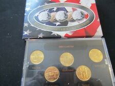 2000 Gold Edition State Quarters #131 Haugen Collection