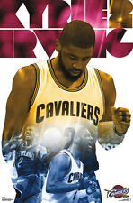 NEW Kyrie Irving SUPERSTAR Cleveland Cavaliers NBA Basketball Wall POSTER