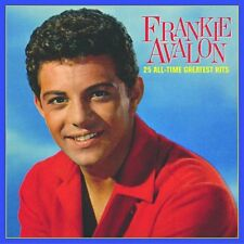 Frankie Avalon - 25 All Time Greatest Hits [New CD]