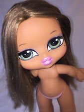 Big Baby Bratz Doll Rooted Hair Yasmine