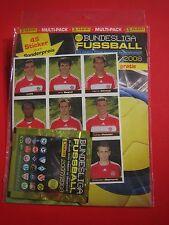Panini Sammlerstück MULTIPACK Fussball Bundesliga 2007 / 2008 - 07 / 08  TOP RAR