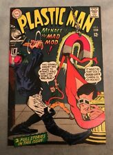 PLASTIC MAN #6 AWESOME ORIGINAL SILVER AGE COMIC SEE MY OTHERS