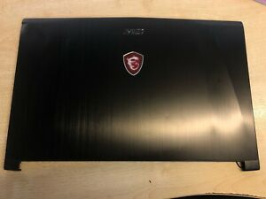 MSI GE62VR MS-16JB Apache Pro LCD Screen Lid Back Cover + WIFI cables B-GRADE
