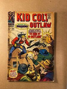 Kid Colt Outlaw #138 Silver Age Western! I combine Shipping!