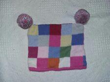 Gap Toddler Girls Knit Beanie Hat w/ Tassels
