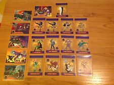1996 Skybox-The Adventures of Batman and Robin collector cards Pack P1
