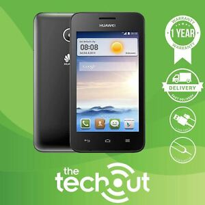 Huawei Ascend Y330 (2014) 4GB Black/White/Blue/Coral Pink/Yellow Unlocked