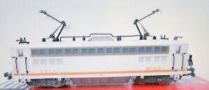 Train Ho -- Pièce de rechange -- Locomotive BB 17029 livrée béton -- Jouef --