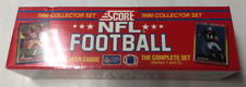 Factory 1990 SCORE Complete Series 1 & 2 Set NFL Football 665 Cards MINT