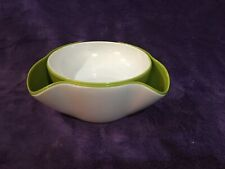 New listing Joseph Joseph Double Dish Pistachio Bowl and Snack Serving Bowl
