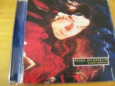 MIKE OLDFIELD EARTH MOVING CD MINT- REMASTERED HDCD
