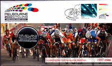 2010 UCI Road World Championships FDC - With Limited Edition Medallion 2367/7500
