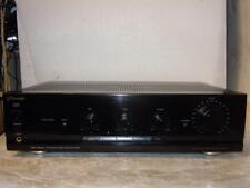 Sherwood AX-4050R AMPLIFICATORE STEREO INTEGRATO GRANDE-senza telecomando-sonora superba.
