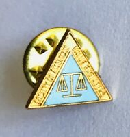 Society Of American Value Engineers Small Club Pin Badge Rare Vintage (R10)