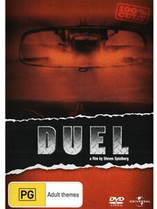 Duel (DVD, Region 4) New & Sealed Aus Release